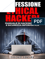 Professione Ethical Hacker_ Manuale di Hacking Etico e Sicurezza Informatica (Italian Edition)