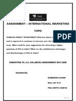 FDI-in-India - DK