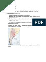 El Sistema Urbano argentino ( apunte)