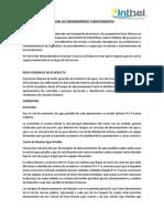 Manual Cuarto Equipo Agua Potable Fontana
