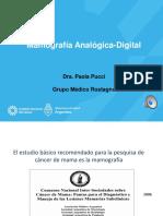 Clase 3 - Mamografia Analogica-digital BIRADS- Paola Pucci (1)