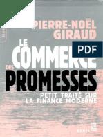 Le Commerce des promesses  Petit traité sur la finance moderne.pdf