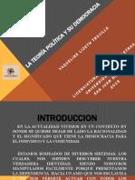 LA TEORÍA POLÍTICA Y SU DEMOCRACIA.pptx