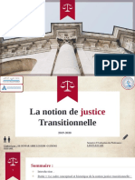 exposé droits de l'Homme et JT -DHJT