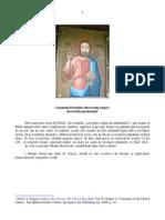 Consensul Sfinţilor Părinţi Bisericeşti