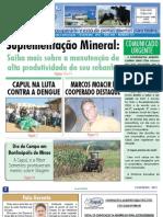 INFORMATIVO JORNAL CAPUL  - EDIÇÃO 121 - FEVEREIRO DE 2011 - UNAÍ-MG