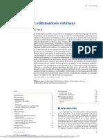 Lect. Leishmaniasis cutanea  2016