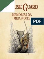 Mouse Guard - Memorias da Meia-noite