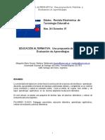 9-Educ. Alternativa. Una propuesta de Prácticas y Evalua. de Apjes. (OK)
