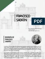 FRANCISCO SABATINI