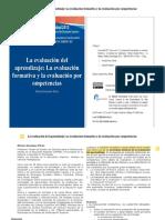 19-La evaluación del aprendizaje. La evaluación formativa y la evaluación por competencias (OK).pdf
