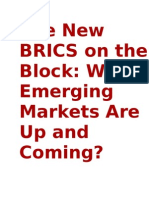 a4f160b836b3 The New BRICS on the Block-debate