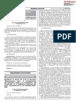 BIBLIOTECA NACIONAL DEL PERU RESOLUCION JEFATURAL N° 000002-2021-BNP