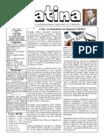 Datina - 12.01.2021 - prima pagină