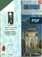 Code Rousseau Maroc en Français
