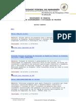 Editais CNPq (fev 2011)