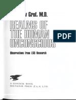 Stanislav Grof - Realms of the Human Consciousness