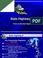 SH 9 - Frisco to Breckenridge