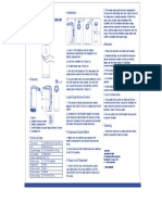 Secura Automatic Soap Dispenser User-Manual