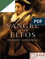 3 La sangre de los elfos - Andrzej Sapkowski.epub