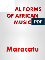 VOCAL FORMS OF AFRICAN MUSIC_v2