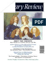 Literary Review (2007-03)