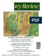 Literary Review (2007-09)