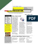 The Trendsetter (February 2011)