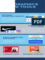 Infographics on Trade Marketing Tools