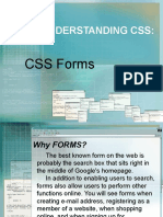 lesson 7 CSS Forms