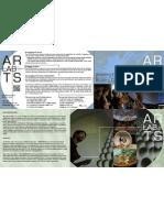 ARTS Lab Brochure Spring 2011