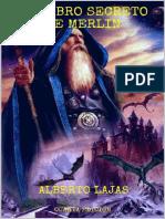 LIBRO SECRETO MAGO MERLIN