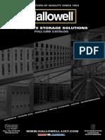 Hallowell Full Line Catalog 2019