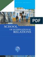 School of International Relations
