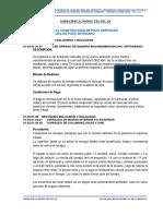 POZO ARTESIANO + CASETA DE POZO ARTESIANO