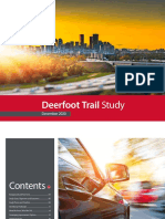 Deerfoot Trail Final Report