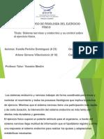PPTx FISIOLOGÍA DEL EJERCICIO FÍSICO