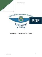 Manual de Fraseologia Completo ACRN