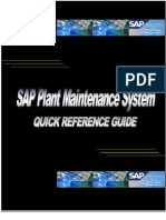 SAP PM Quik Ref Guide - Executors