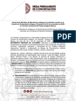 Declaracion Mandato Cumbre de Pensamiento Indigena Chinauta 25-11-2020.pdf