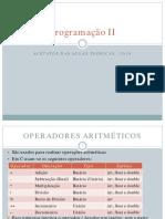 02 Operadores