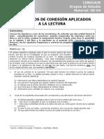 5823-GE04 Mecanismos de cohesión aplicados a la lectura 7