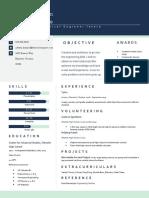 resume- ashwin limaye
