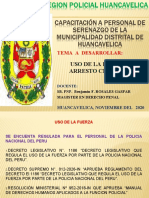 CHARLA MUNICIPALIDAD HUANCAVELICA - 2020