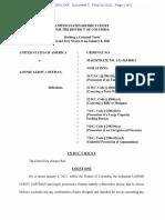 Coffman Indictment
