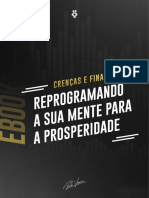 Ebook Interativo - Crenças e Finanças - Reprogramando a sua Mente Para a Prosperidade - V1