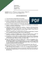 Lista de Exercicios 06 - DQU0112 EQQ.pdf