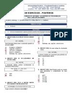 AP - Lista de Exercícios B2 - Ponteiros.pdf