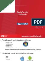Palisade - Instrucciones Instalacion.pptx