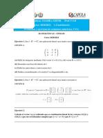 Matematicas Agro y For 2020-2021. MODELO EXAMEN 8.